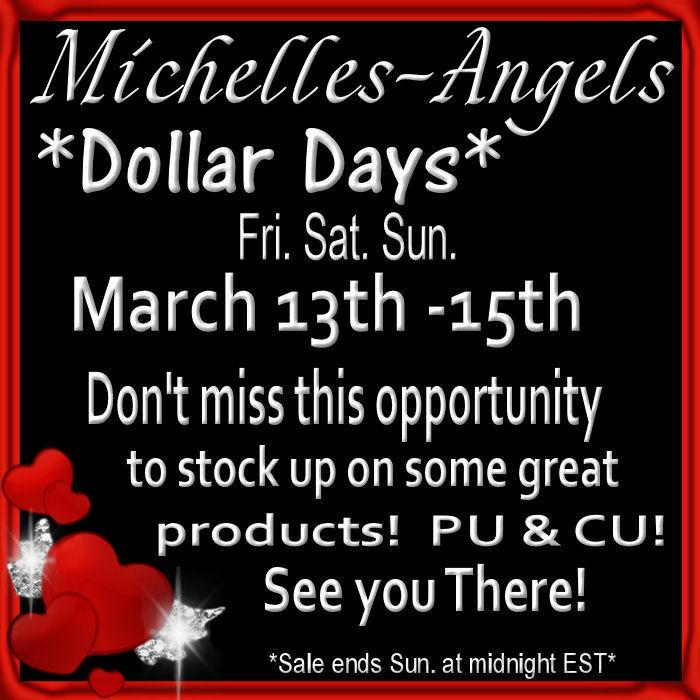 Michelle's Angels dollar days