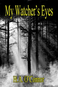 My Watchers Eyes Cover